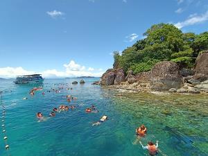ทุบสถิติรายได้เข้าพรรษา! ท่องเที่ยว 3 เกาะหลัก จ.ตราด โกยเงินช่วงหยุดยาวกว่า 328 ล้านบาท