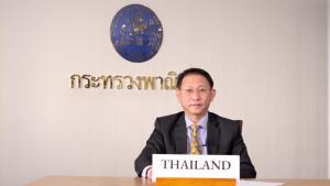 รัฐมนตรีการค้าเอเปกออกแถลงการณ์ร่วมรับมือวิกฤตโควิด-19 ป้องกันผลกระทบการค้า