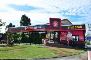 Five Star-Star Coffee แฟรนไชส์ในใจคนรุ่นใหม่ ตอบโจทย์เป็นเจ้าของธุรกิจมั่นคง อยู่ใกล้บ้าน