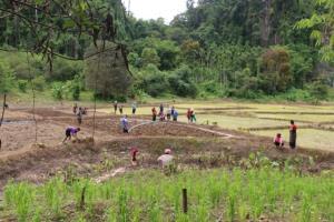 5 หมู่บ้านสังขละบุรีวิกฤตหนัก ขาดน้ำในรอบ 50 ปี