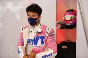 """""""เปเรซ"""" F1 คนแรกติดเชื้อโควิด ชวดลงซิ่ง """"บริติช จีพี"""""""