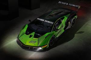 Lamborghini Essenza SCV12 ตัวโหด 40 คันเพื่อลุยสนามแข่ง