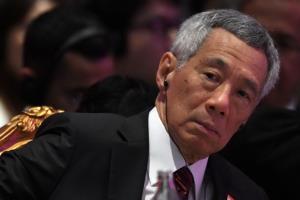 นายกรัฐมนตรี ลี เซียนลุง แห่งสิงคโปร์