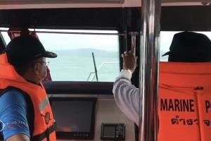 รอดเพิ่มอีก 1 ราย ผู้สูญหายจากเรือเฟอร์รี่ล่มในทะเลเกาะสมุย เร่งค้นหาอีก 6 คนที่เหลือ