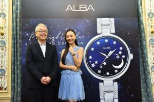 """""""เต้ย – จรินทร์พร จุนเกียรติ"""" ขึ้นแท่นแบรนด์แอมบาสเดอร์คนใหม่ ของนาฬิกาอัลบา"""