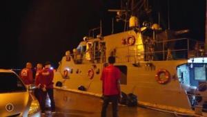 """""""บิ๊กแป๊ะ"""" สั่งเร่งค้นหาผู้สูญหายเหตุเรือเฟอร์รี่เกาะสมุยล่ม"""