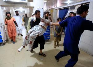 IS โจมตีเรือนจำอัฟกานิสถาน-ยิงปะทะเดือดจนท. ดับแล้วไม่ต่ำกว่า 24 ศพ