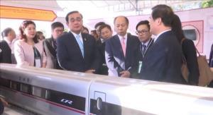 """แนะรัฐบาลเร่งก่อสร้างรถไฟความเร็วสูง """"โคราช-หนองคาย"""""""