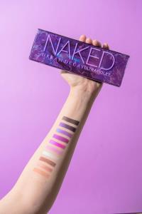 ครั้งแรกของ Naked Palette กับ สีม่วงพาสเทลสุดคิ้วท์!