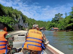 กรมอุทยานฯ จัดเจ้าหน้าที่คุมเข้มความปลอดภัยให้นักท่องเที่ยวช่วงหน้าฝน