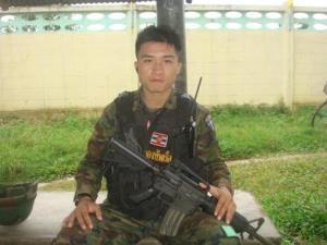 จากอดีตทหารกล้าผู้สูญเสียขา สู่บาริสต้าคาเฟ่อเมซอน : น.อ.ศักดิ์มงคล น้อยทรง