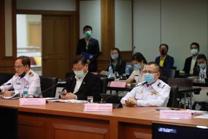 สมช.แจงคง พ.ร.ก.ฉุกเฉิน เพื่อกักตัว ผู้ตรวจฯขอเข้าใจ แนะรัฐช่วยผู้ประกอบการกักต่างด้าว