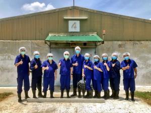 กรมปศุสัตว์-ซีพีเอฟร่วมแบ่งปันองค์ความรู้ ยกระดับมาตรฐานผลิตไข่ไก่เคจฟรี