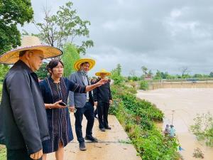 สว.'สังศิต' แนะ 3 แนวทางเร่งสร้างฝาย ก่อนหมดฝน หนุนประชาชนมีส่วนร่วมบริหารจัดการน้ำ