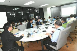"""บรรยากาศการประชุมเชิงวิชาการ """"โครงการอนุรักษ์จระเข้น้ำจืดพันธุ์ไทยในพื้นที่ป่าอนุรักษ์"""""""