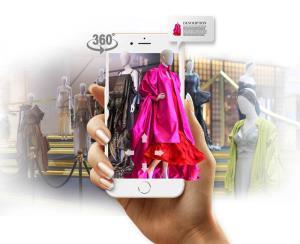 ดีไซเนอร์ชื่อดังอิตาลี เปิดแกเลอรีสไตล์ Virtual Fashion Exhibition 360 องศา
