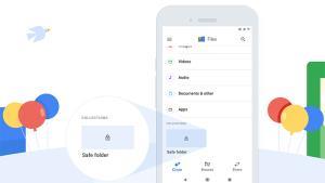 Google เพิ่ม 'โฟลเดอร์ปลอดภัย' ช่วยเก็บข้อมูลส่วนตัวบนสมาร์ทโฟน