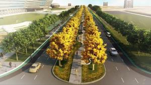 ธพส. ปั้นศูนย์ราชการเฉลิมพระเกียรติฯ แจ้งวัฒนะ...สู่ต้นแบบเมืองสีเขียวอนุรักษ์พลังงานอย่างยั่งยืน