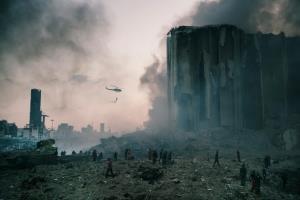 """รู้จัก """"แอมโมเนียมไนเตรต"""" 2,750 ตัน เทียบ 20% ของนิวเคลียร์ ต้นเหตุระเบิดโกดังในท่าเรือกรุงเบรุต"""