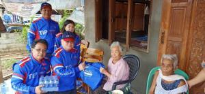 ทิพยประกันภัย พร้อมด้วย คปภ. ลงพื้นที่ช่วยเหลือผู้ประสบภัยจากพายุซินลากู จ.เลย