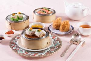 พาคุณแม่กินอาหารจีนเป็ดปักกิ่ง ติ่มซำ ที่รร. แกรนด์ เมอร์เคียว กรุงเทพ ฟอร์จูน