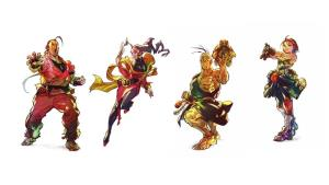 """Street Fighter V"" เปิดรายชื่อนักสู้ใหม่ 4 คนรวด"