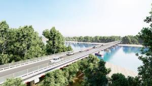 ทช.เร่งสร้างสะพานข้ามคลองดู จ.สตูล  เชื่อมบ้านสุไหงมูโซ๊ะกับแผ่นดินใหญ่