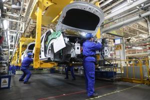 รถยนต์จีนเริ่มฟื้น! ยักษ์ใหญ่ SAIC เผยเดือนกรกฎาคม ยอดผลิต-ขาย เติบโต