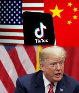 บีบขาย TikTok แอพเขย่าโลก จุดระเบิดสงครามเทคฯสหรัฐฯ-จีนเดือด