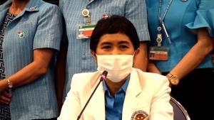 พญ.กนกวรรณ ศรีรักษา ประธานองค์กรแพทย์โรงพยาบาลขอนแก่น