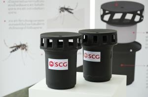 """ภาพ - """"นวัตกรรมกับดักยุงลาย"""" หรือ """"The Mosquito Trap"""""""