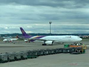 การบินไทยจัด 2 เที่ยวบินพิเศษรับนักธุรกิจญี่ปุ่น ในส.ค.นี้