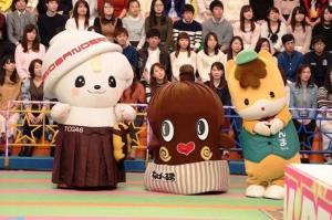 ทำไมญี่ปุ่นจึงเต็มไปด้วยตุ๊กตามาสคอต