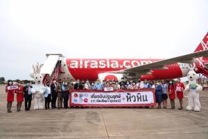 ภาพ : สายการบินไทยแอร์เอเชีย