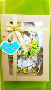 พวงมาลัยดอกมะลิ จากกระดาษทิชชู เหมือนจริงจนแยกไม่ออก ขายวันแม่วันเดียว เกือบ 2 หมื่นบาท
