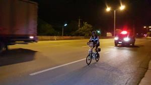 อดีตข้าราชการครูวัย 75 ปี ปั่นจักรยานภาคใต้สู่แม่น้ำโขง 1,900 กิโลเมตร เทิดพระเกียรติพระบาทสมเด็จพระเจ้าอยู่หัว