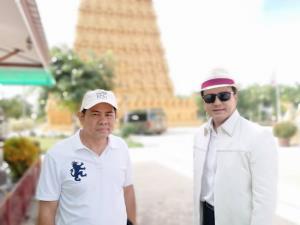 """สถาบันเครื่อข่ายไทยสร้างสรรค์ นำ 60 นักธุรกิจและสตาร์ทอัพ ทำบุญเนื่องใน""""วันแม่แห่งชาติ""""พร้อมรณรงค์ส่งเสริมการท่องเที่ยวไทย"""