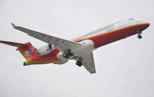 ไขความสำเร็จ : ARJ21 เครื่องบินสัญชาติจีนเดินหน้ารุกบริการเชิงพาณิชย์