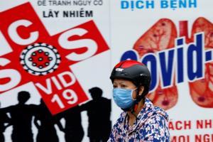 เวียดนามติดโควิด-19 รายใหม่ 6 คน ดับเพิ่มอีก 2 คน กักตัวดูอาการเกือบ 2 แสนคน