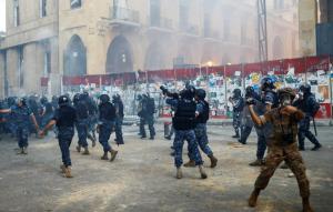 รัฐบาลเลบานอน 'ลาออก' เซ่นพิษประท้วงเหตุระเบิดเบรุต