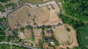 """""""บ้านบ่อหวี""""โครงการฟาร์มตัวอย่าง สร้างอาชีพ รายได้ ราษฎรที่ได้รับผลกระทบจากโควิด-19"""