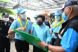 กทม.เร่งช่วยเหลือผู้ได้รับผลกระทบเหตุเพลิงไหม้ชุมชนซอยตากสิน 23 เขตธนบุรี