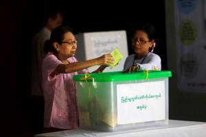 พม่าห้ามกลุ่มตรวจสอบการเลือกตั้งชื่อดังเข้าร่วมสังเกตการณ์ อ้างรับทุนจากต่างชาติ