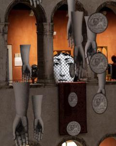"""""""อรนลิน โลจนะโกสินทร์"""" รังสรรค์ Fornasetti งานศิลป์ระดับโลกสู่บ้านคุณ"""