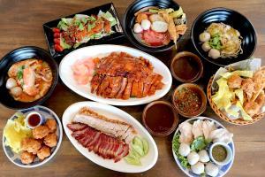 """""""ฉ่อยเป็ดย่าง"""" กินเพลินจานเป็ดและเมนูเด็ดชวนชิม"""