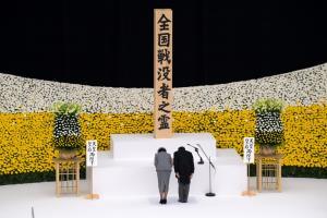 จักรพรรดิญี่ปุ่นทรงแสดงความ 'สำนึกผิด' ในวาระ 75 ปีพ่ายสงครามโลกครั้งที่  2
