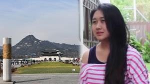 """""""การ์ตูน"""" สาวไทยผู้ลี้ภัยโพสต์เรียก """"ผีน้อย"""" จัด """"ม็อบปลดแอก"""" หน้าวังหลวงในเกาหลีใต้"""