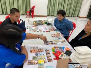 ศูนย์ CIC ภูเก็ตจัดอบรมครู สร้างบอร์ดเกมเพื่อการศึกษาแนวใหม่