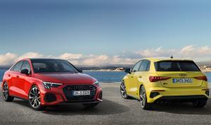 Audi S3 Sedan/Sportback เติมความแรงให้ความหรูไซส์คอมแพ็กต์