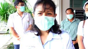 พญ.ประภาพรรณ จันทร์นาม ผู้อำนวยการโรงพยาบาลภูหลวง
